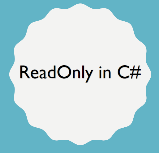The Curious Case Of Readonly Field In C#